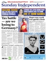Show details for The Sunday Independent (Irish edition)