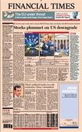 The Financial Times European edition