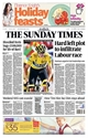 Buy a subscription / subscribe to The Sunday Times